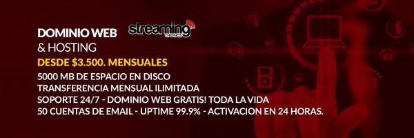 Streaming chilenos 3